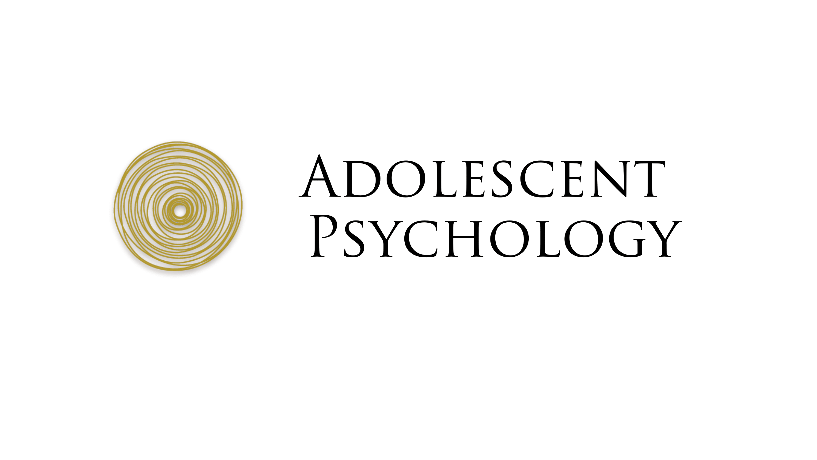 Adolescent Psychology-1